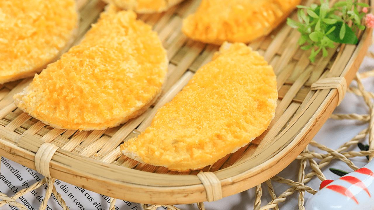 原来饺子还能这样!又软又甜,10分钟就上桌了,还不够吃!