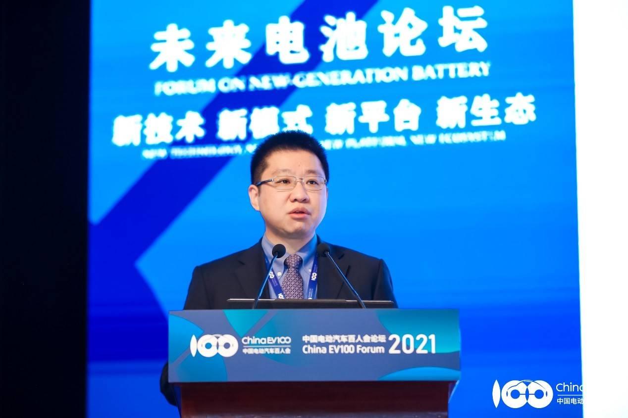 徐志滨:提高电池管理系统的稳定性非常重要