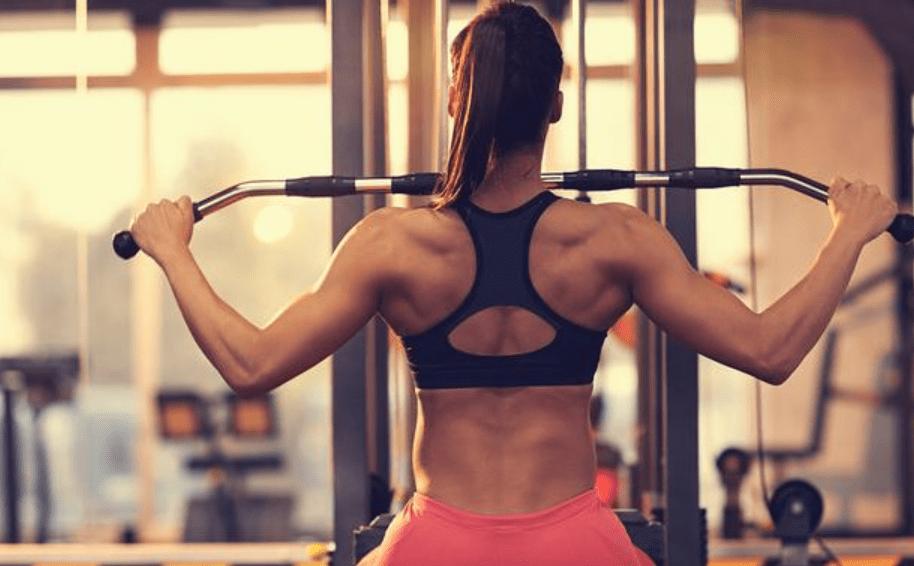 一组练背动作,改善腰酸背痛、含胸驼背问题,提升自身体态!