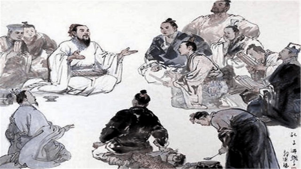 孔子有个学生身份很尊贵,祖先还是周武王亲兄弟,一生却鲜为人知  安己待人惟有恕