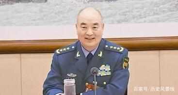 他16岁参军,41岁晋升少将,57岁授上将