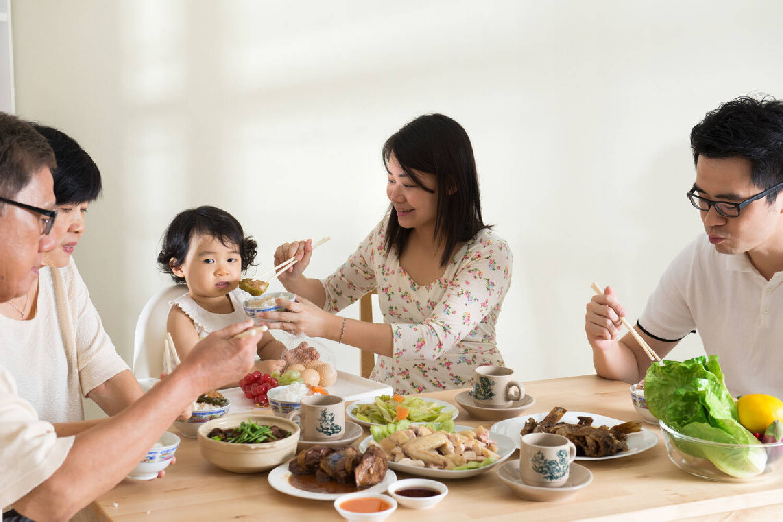 不同颜色的蔬菜营养元素不一样,吃对了,宝宝身体好、长高高