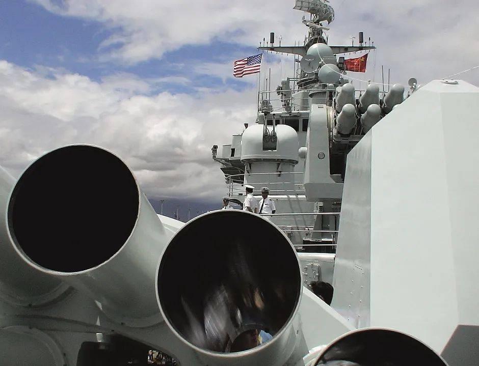 周波:中美两军间的危机管理考验