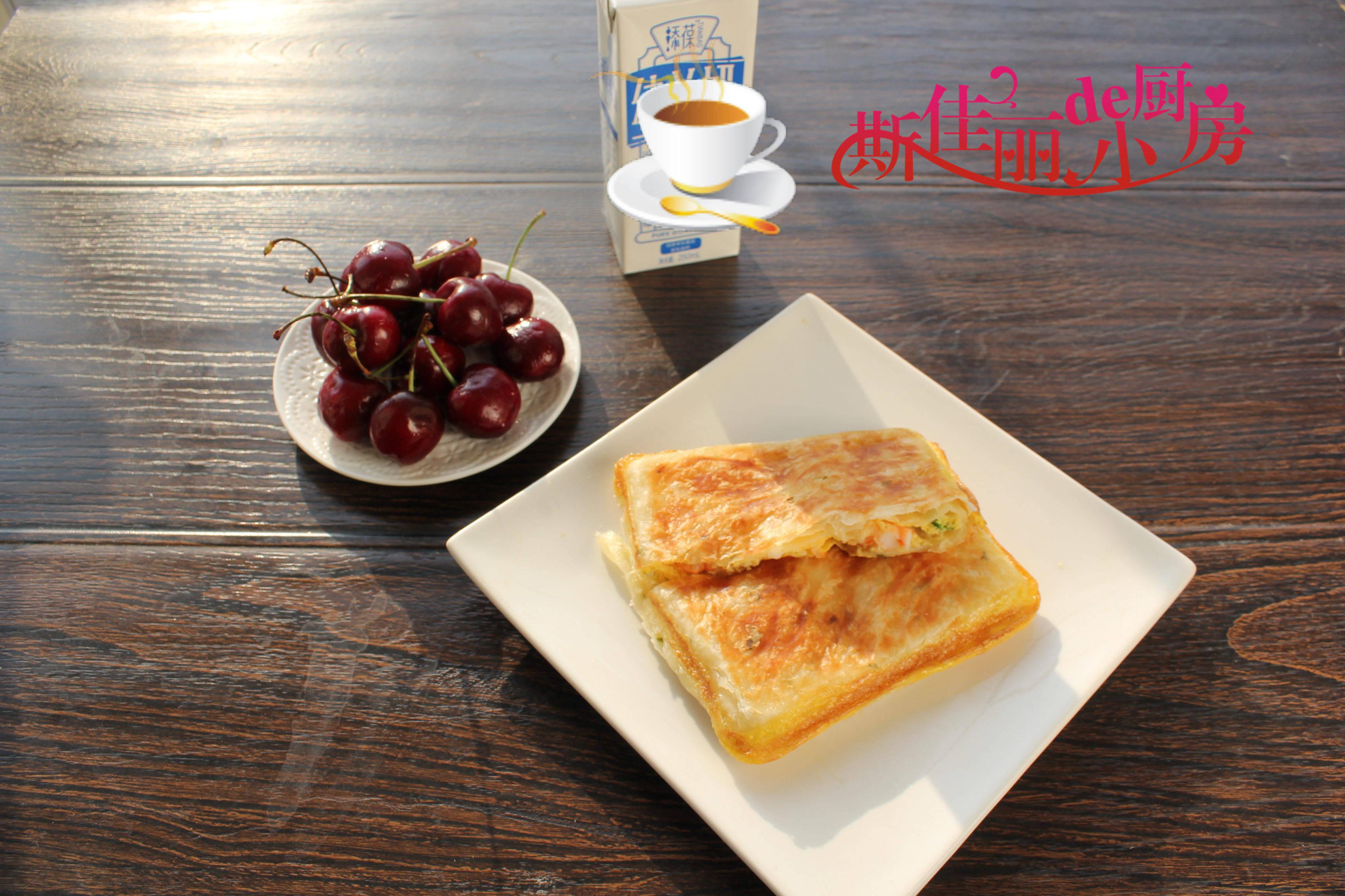 自从用它做早餐,孩子连吃一周都不腻,简单美味营养,香到骨子里
