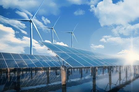 数百亿资金促进了新能源产业的快速发展,光伏产业保持了高度繁荣
