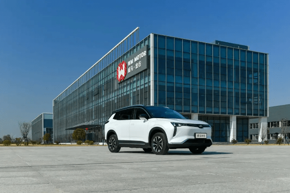 威马第三款智能纯电SUV W6正式量产,L4级自动驾驶来了?