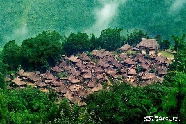 云南有一古村落,位于大山深处,已有400多年历史,你知道么?