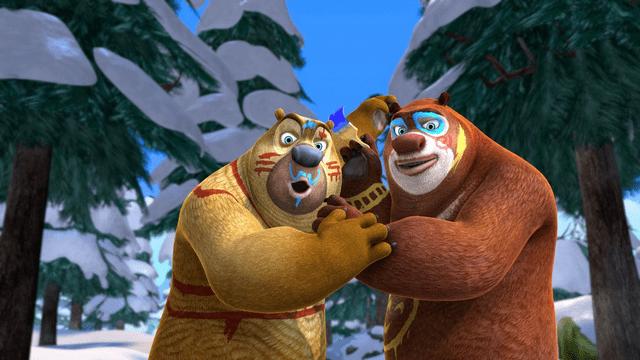 女童模仿《熊出没》情节坠楼,看什么动画片,家长要把好关