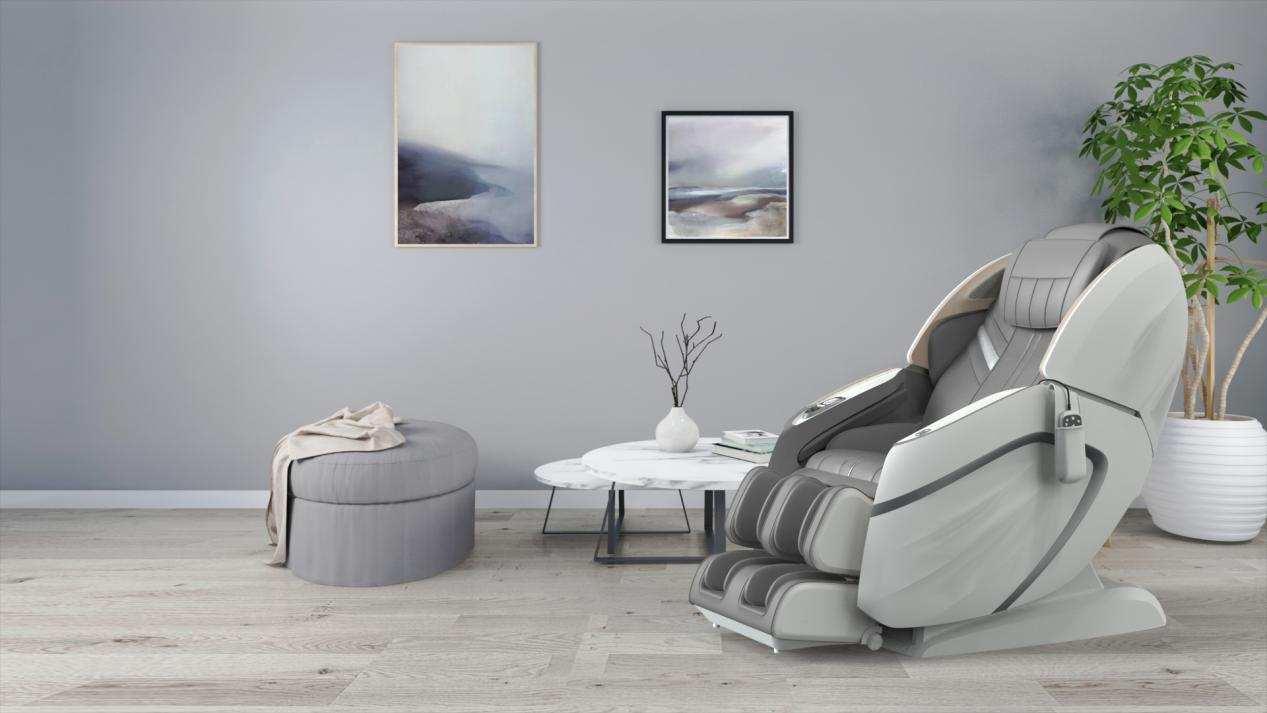 joypal  AI云享至尊按摩椅上线,细心呵护腿部健康