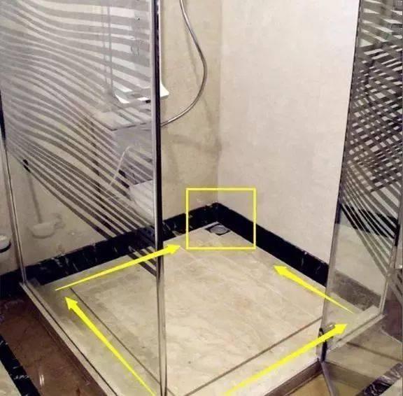 越来越多人都在淋浴房里装拉槽,美观实用,看完回家默默拆了重装