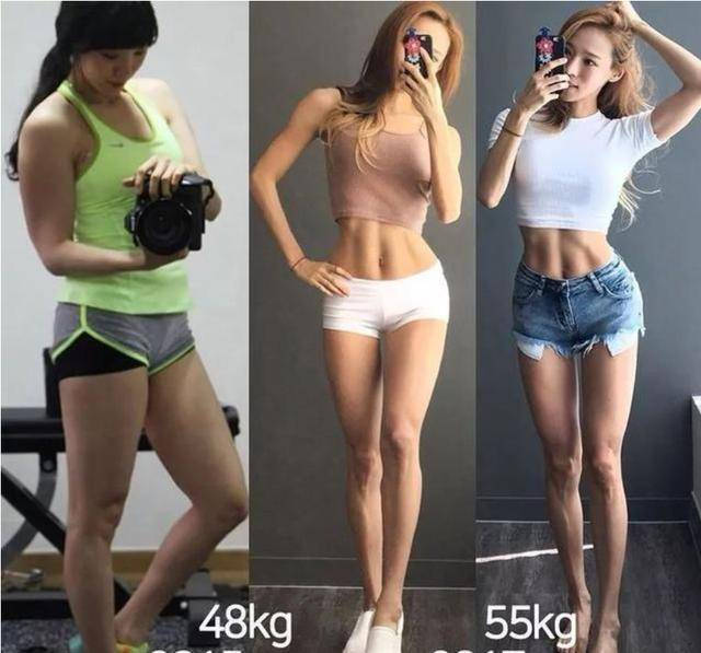 如何练出女神的马甲线身材?先减肚再虐腹,附:一组腹肌训练