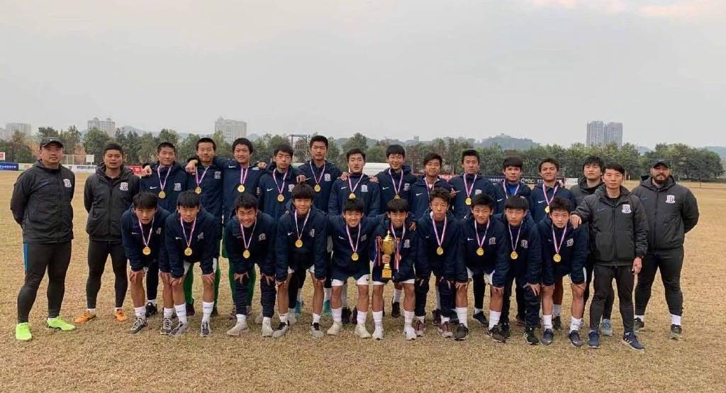 全国U17足球邀请赛申花夺冠 决赛战胜深足梯队