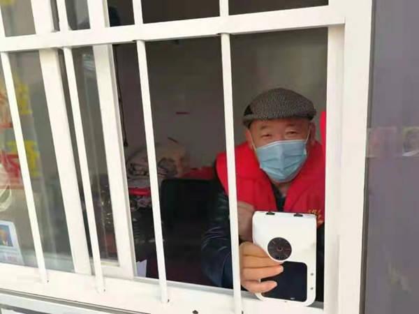唐山市玉田县杨家套村民众志成城抗疫情