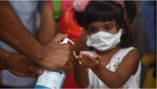 法国毒物控制中心:消毒液导致的儿童眼伤较往年上升7倍