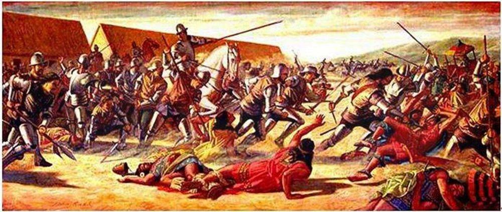 皮萨罗并没有用100多人征服印加王国:1535年1月18日利马城建立