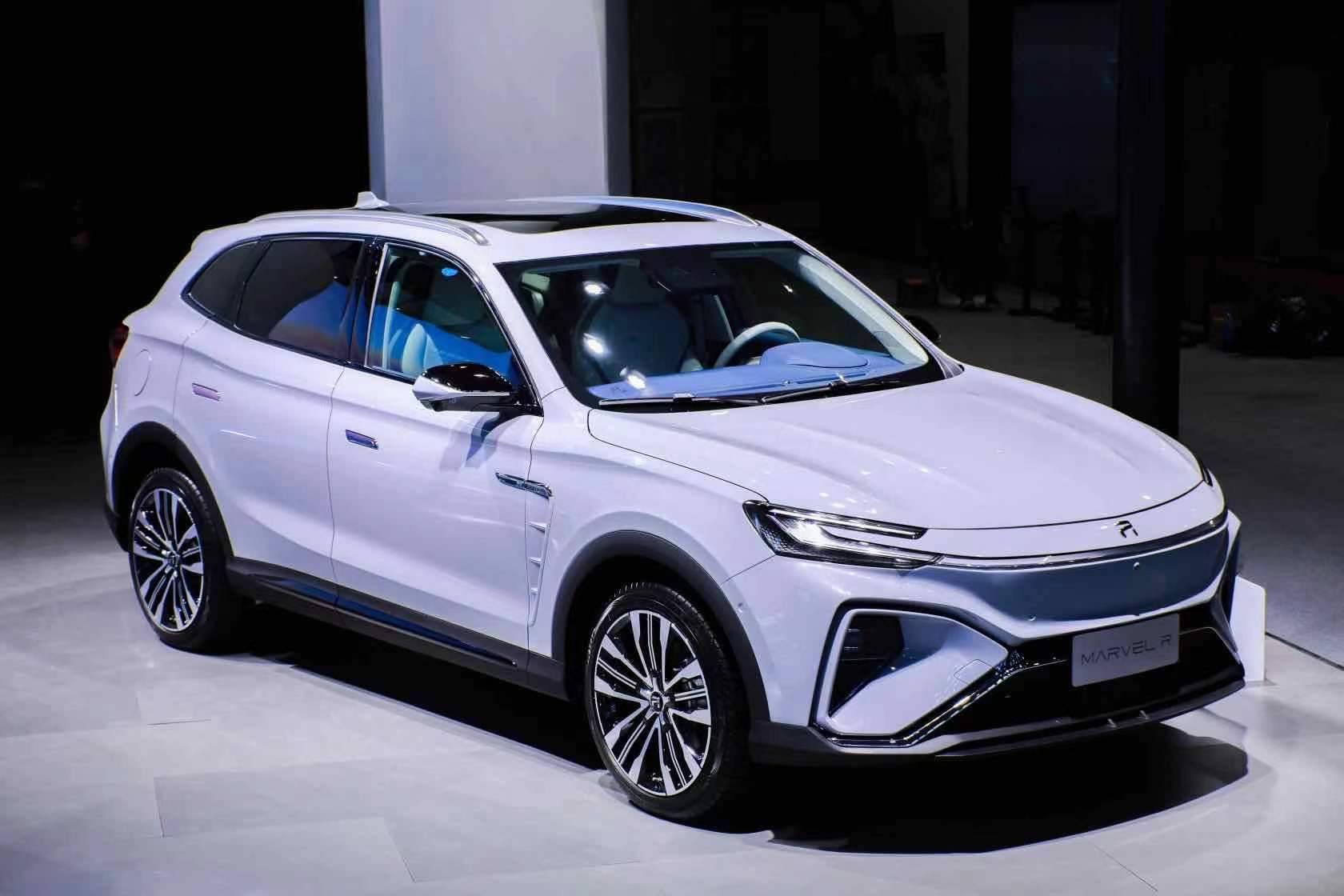 全球首款5G车 MARVEL R将于2月7日上市-XI全网