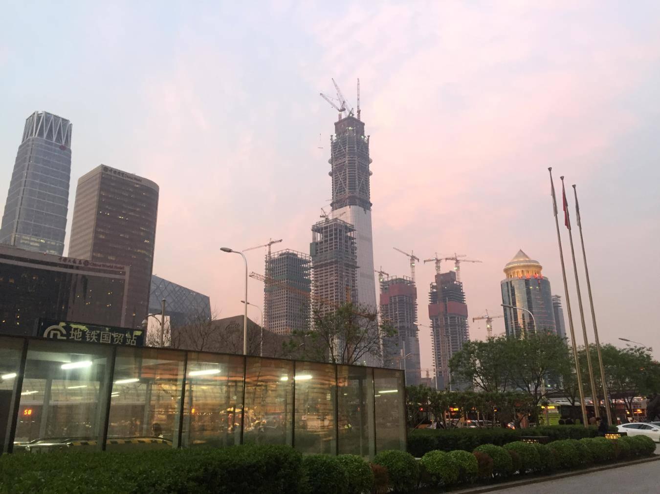 原创北京上海深圳杭州!震惊住房和城乡建设部,2021年房地产市场的危险信号
