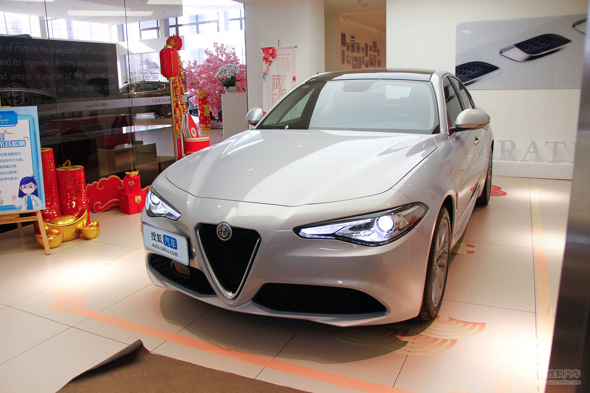 分别37.98/45.68万元起售 2021款Giulia/Stelvio上市