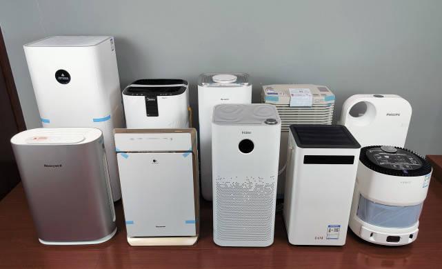 十款空气净化器对比评价:谁才是真正的净化王
