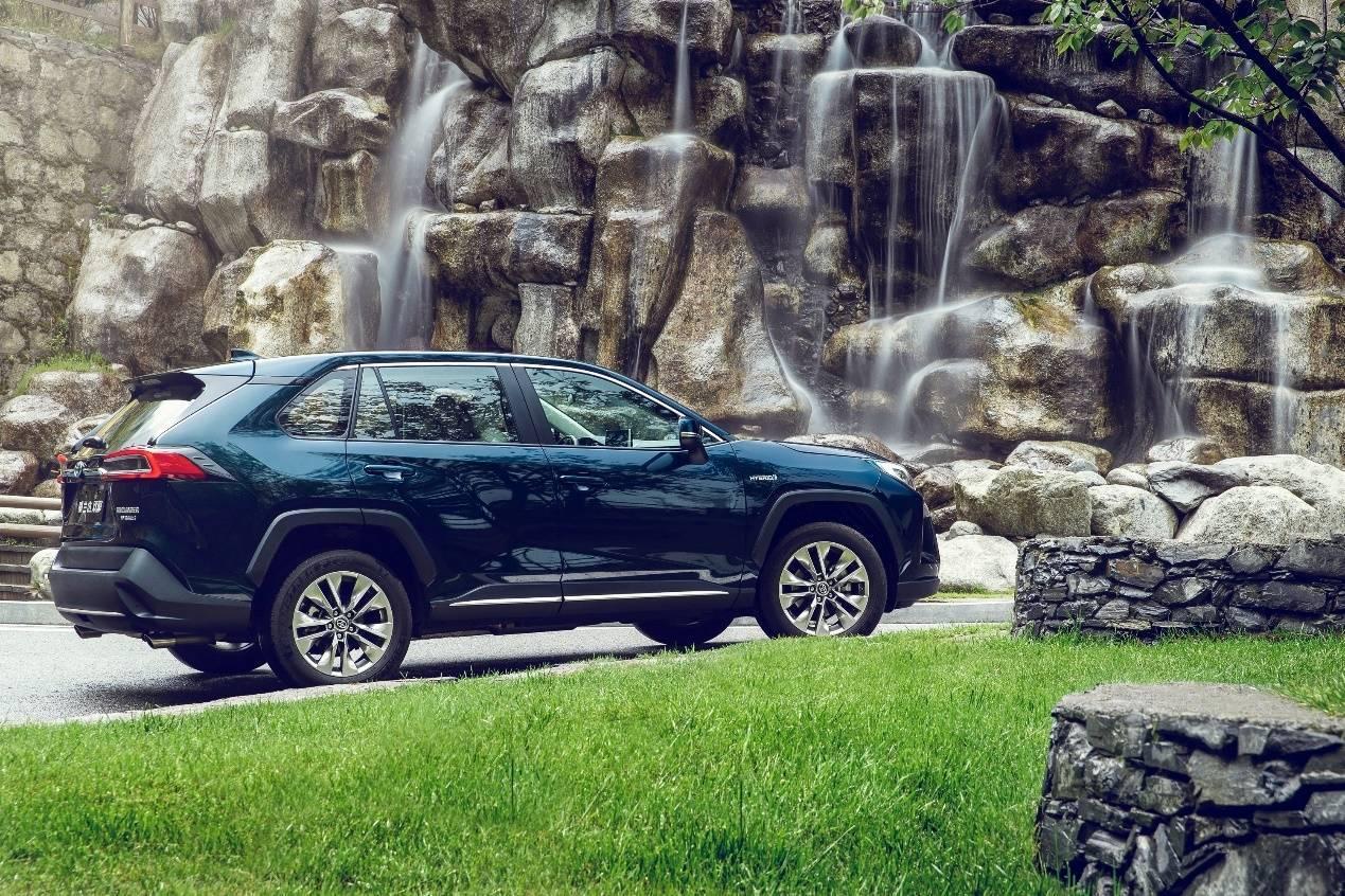 领先城市SUV的新标杆Wilanda将向您展示四轮驱动的不同魅力