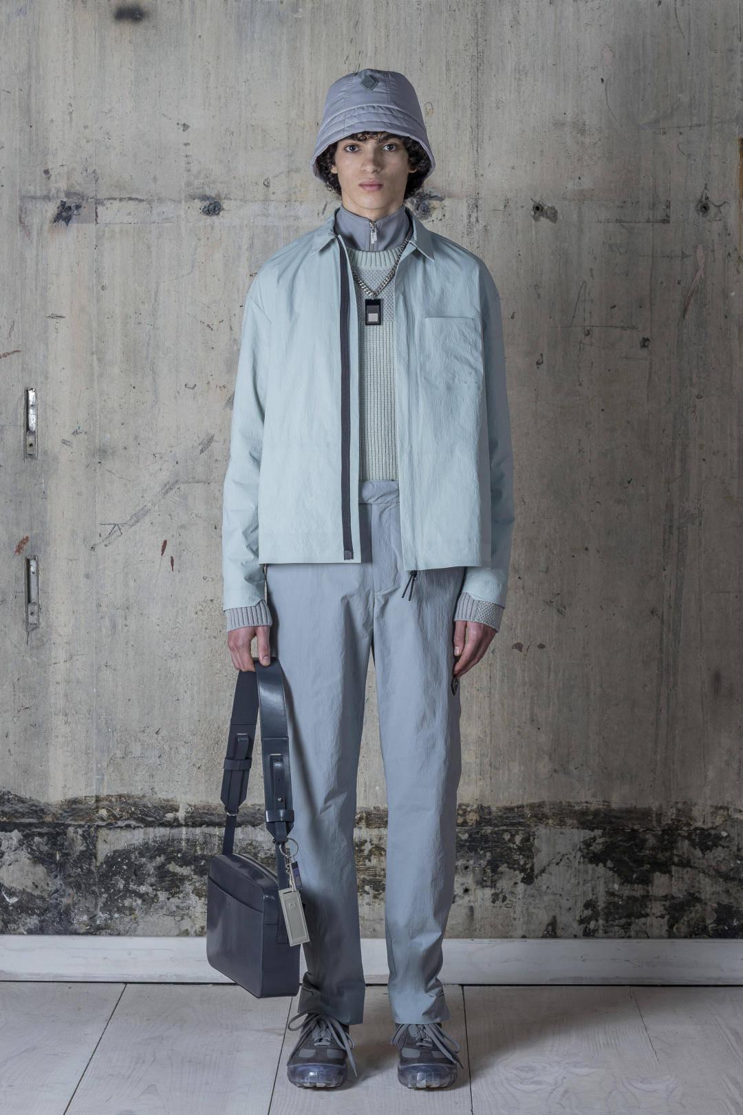 2021/22秋冬米兰男装时装周 诠释当代男装之美! 爸爸 第32张