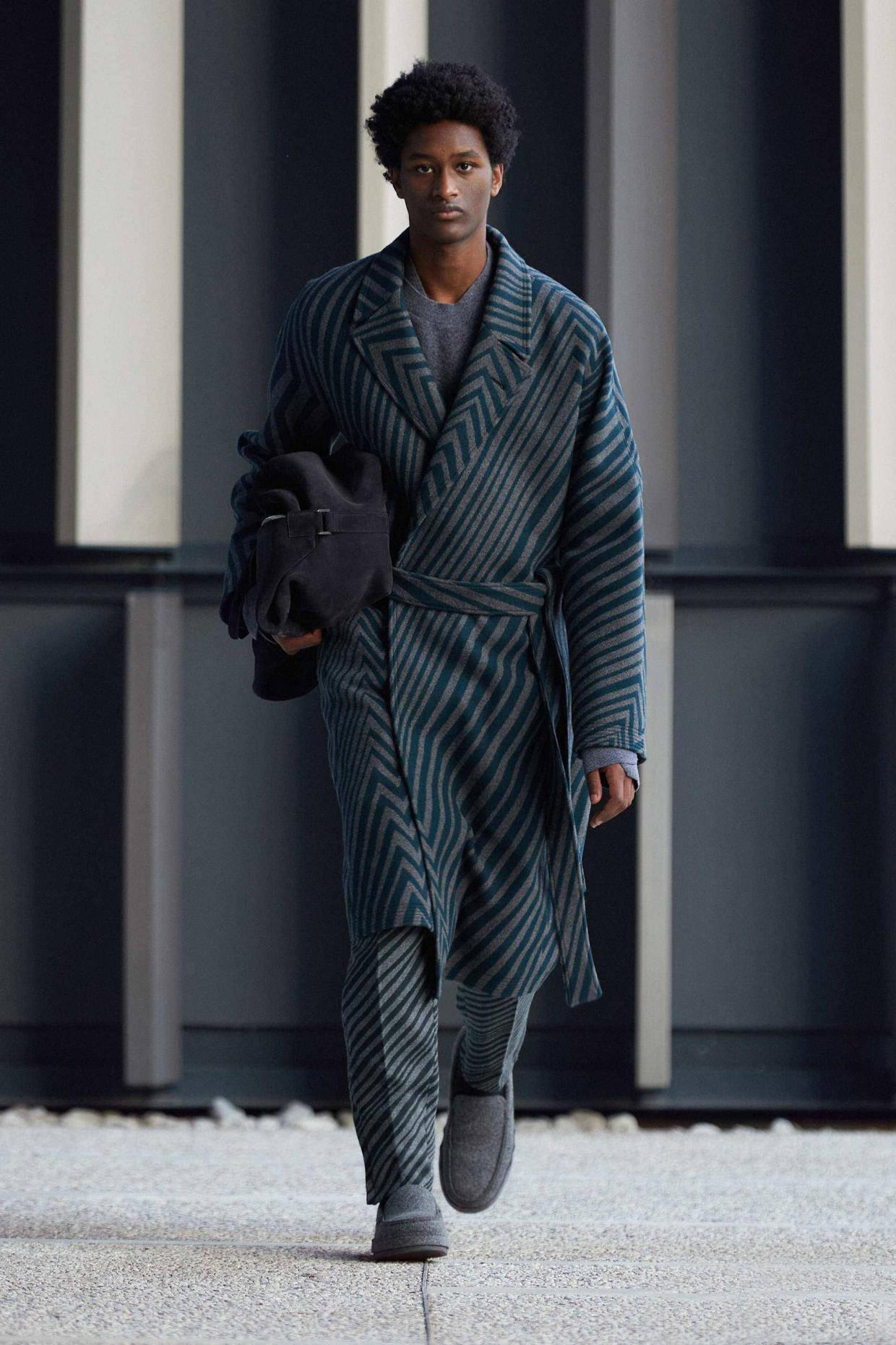 2021/22秋冬米兰男装时装周 诠释当代男装之美! 爸爸 第3张