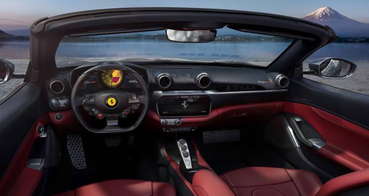 视觉冲击力极强 法拉利Portofino M售263.80万元