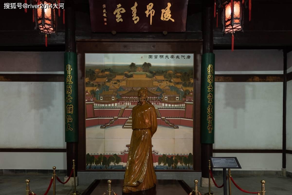 原创             长江三大名矶,一处位于安徽,相传大诗人李白终老于此