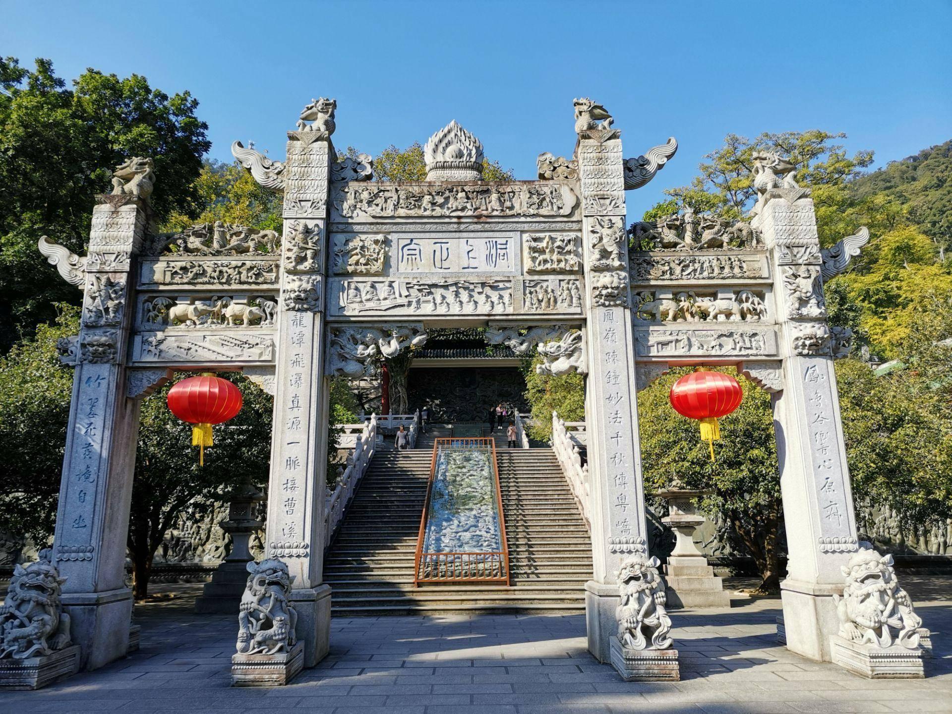 广东一座香火历久不衰的寺庙,是岭南四大名刹之一