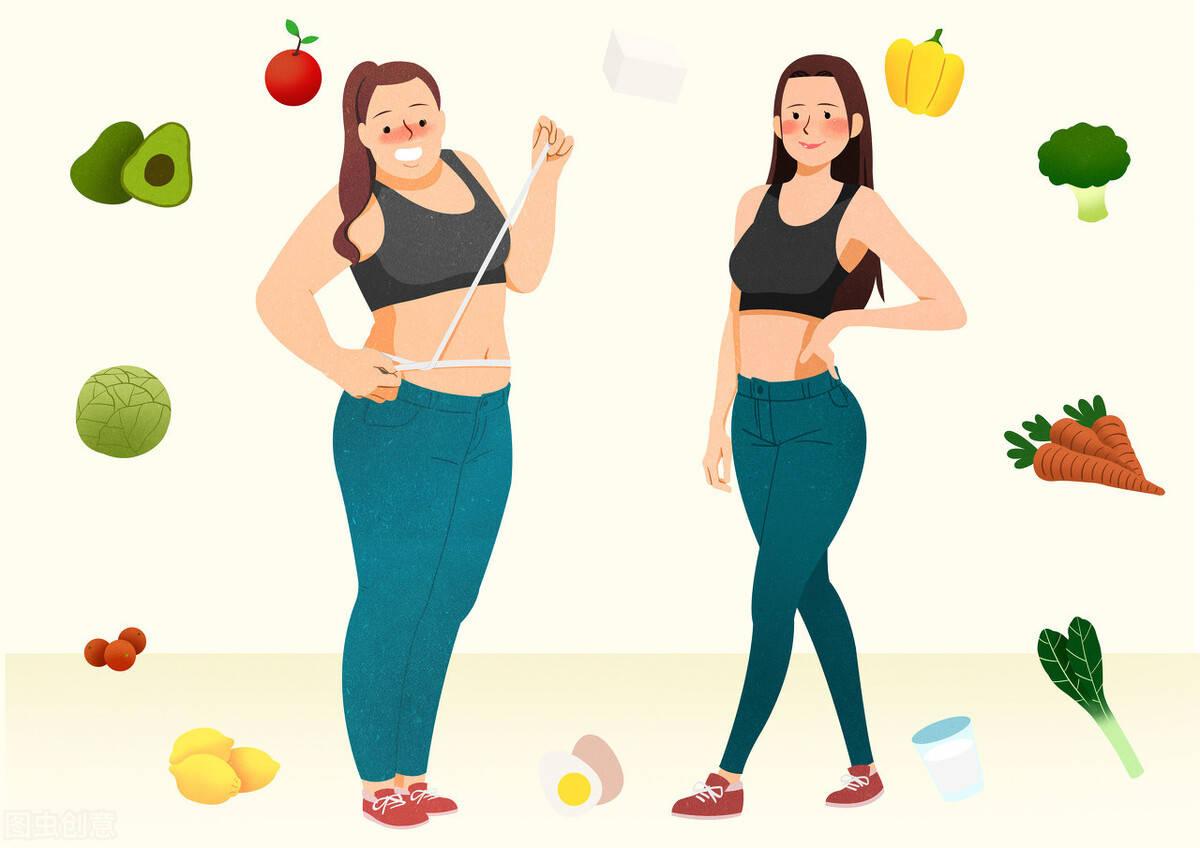 减肥的人,坚持白天3个要,晚上3个不要,让你慢慢瘦下来!_身体