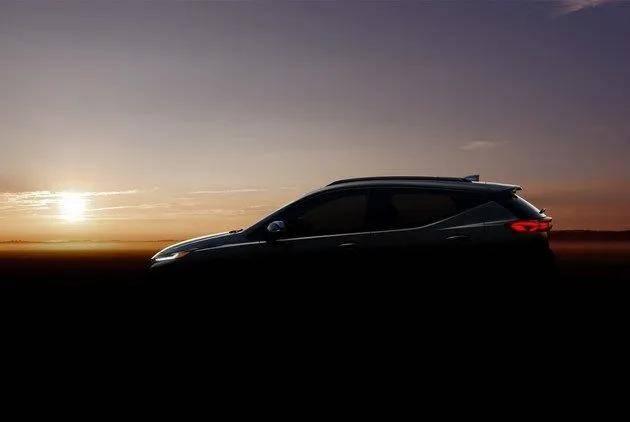 春节后首款新车雪佛兰Bolt EUV今日发布