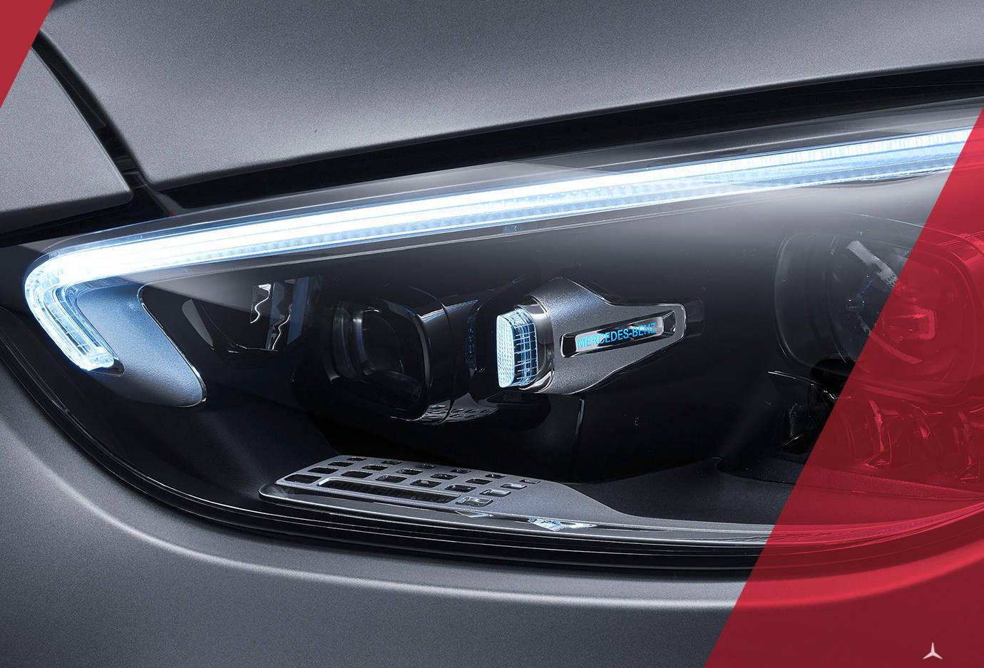 全新一代奔驰C级将于2月23日晚8点正式发布