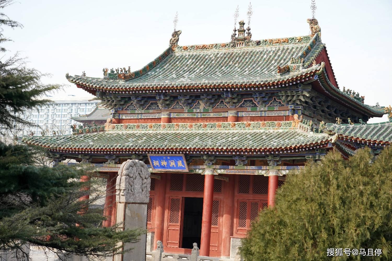 """山西被忽略的城市,藏着一座神庙,内有连三戏台堪称""""国内唯一""""  第2张"""