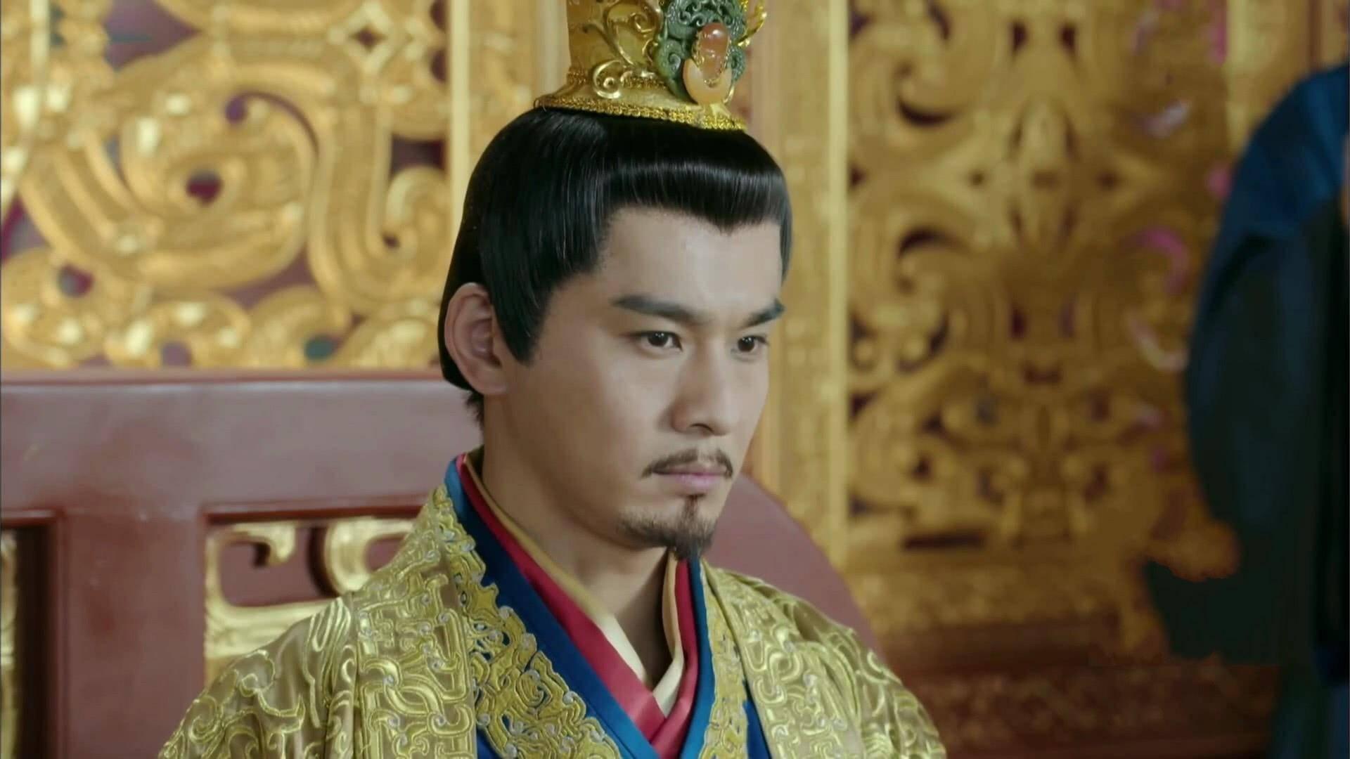 周武王不仅是君主,还是位诗人,他写得好不好看罢