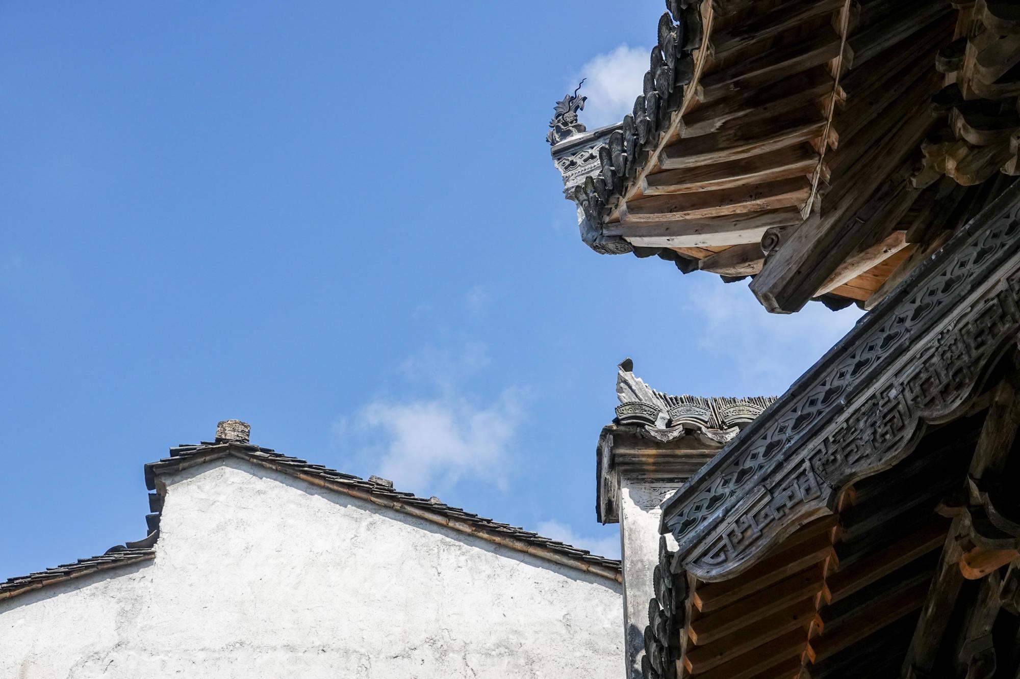 比宏村还有名的古村落,《卧虎藏龙》拍摄地,300多幢明清古民居