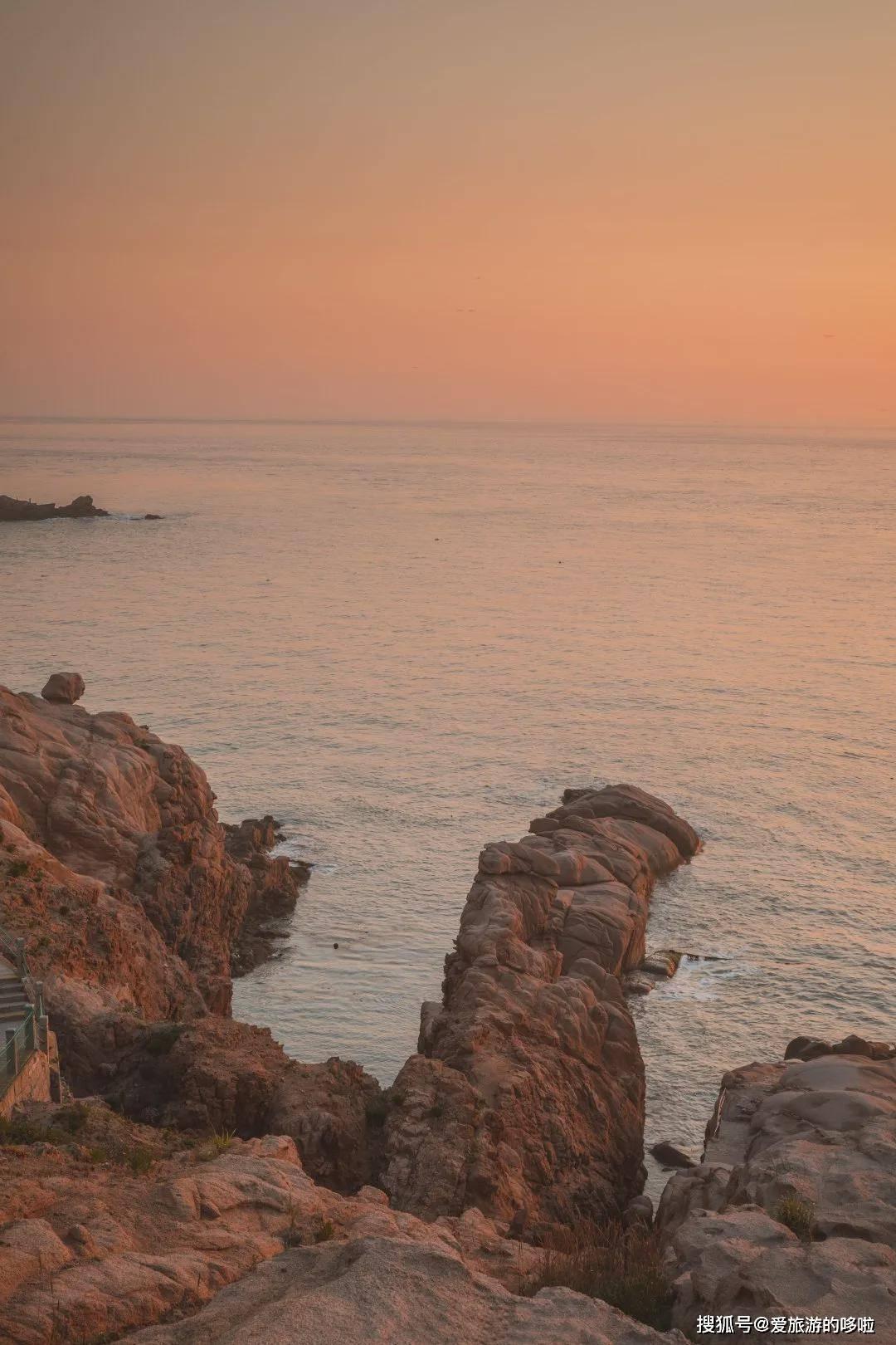 每个人心里都藏着一片不同的海,来过心就留下了的,是威海!