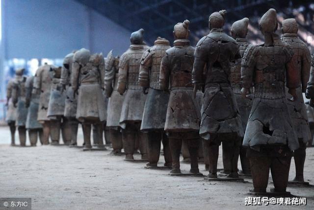 为什么原始历史上的秦始皇可以消灭六国?是计谋吗