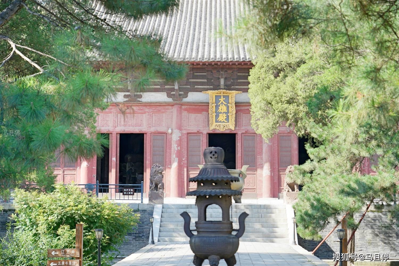 辽宁不起眼的小县,却见证着辽王朝的辉煌,还可看到中国第一佛殿  第9张