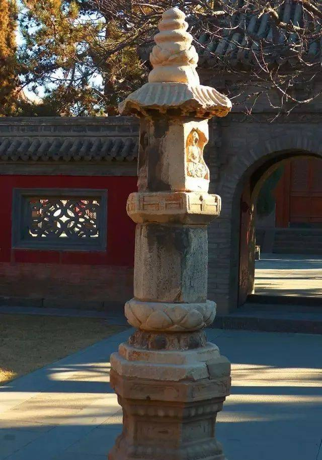 游山西 读历史丨它有一个好听的名字—经幢(chuang)  第2张