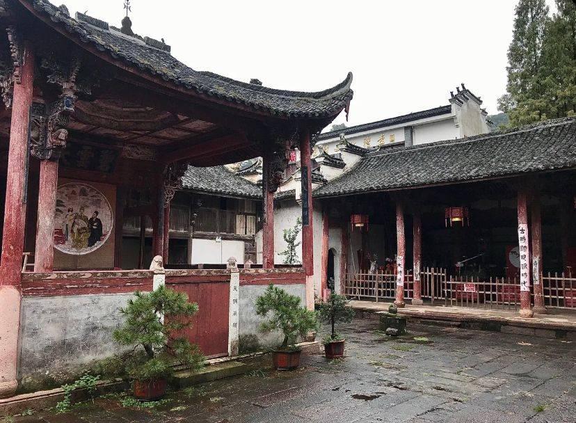 原创             我国唯一太极星象村,就藏在浙江,低调原始必打卡地