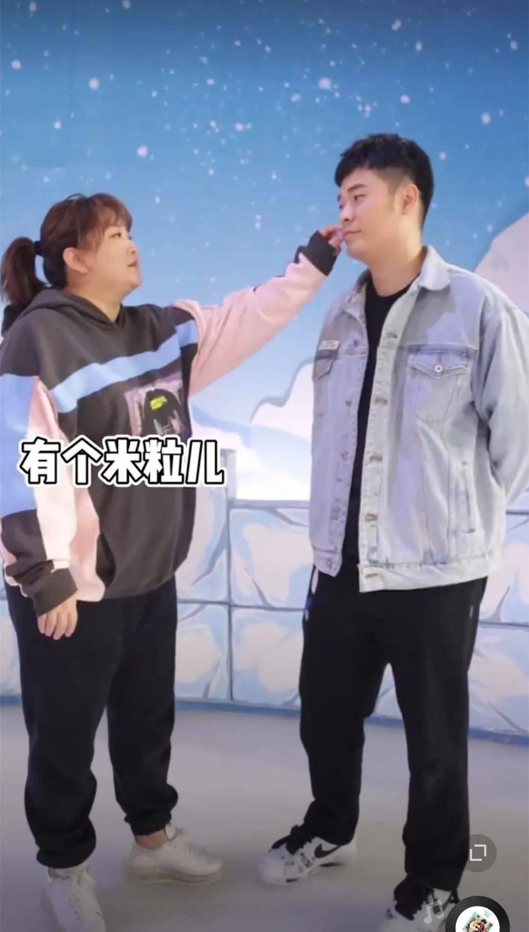 """我居然迷上了陈赫贾玲的""""多肉""""CP,真甜啊!  第8张"""