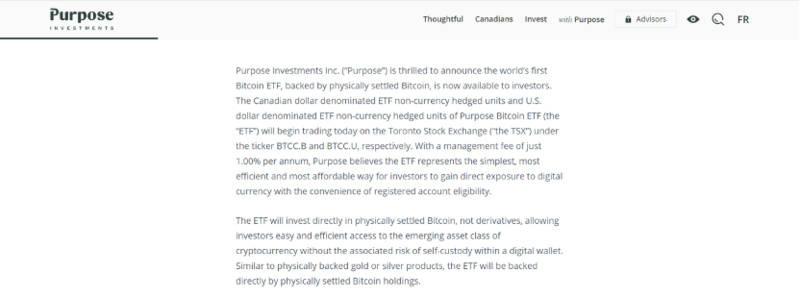 新推出的比特币 ETF将在多大程度上推高比特币价格?