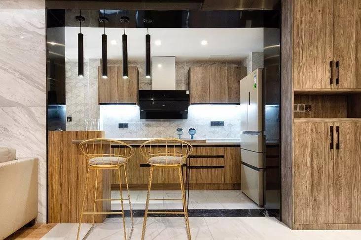 L型、U型和一字型厨房,你家厨房到底适合哪种布局?