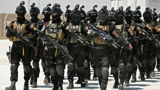 """世界 """"恐怖""""的4支特种部队:光看这装扮,就能吓到很多人"""