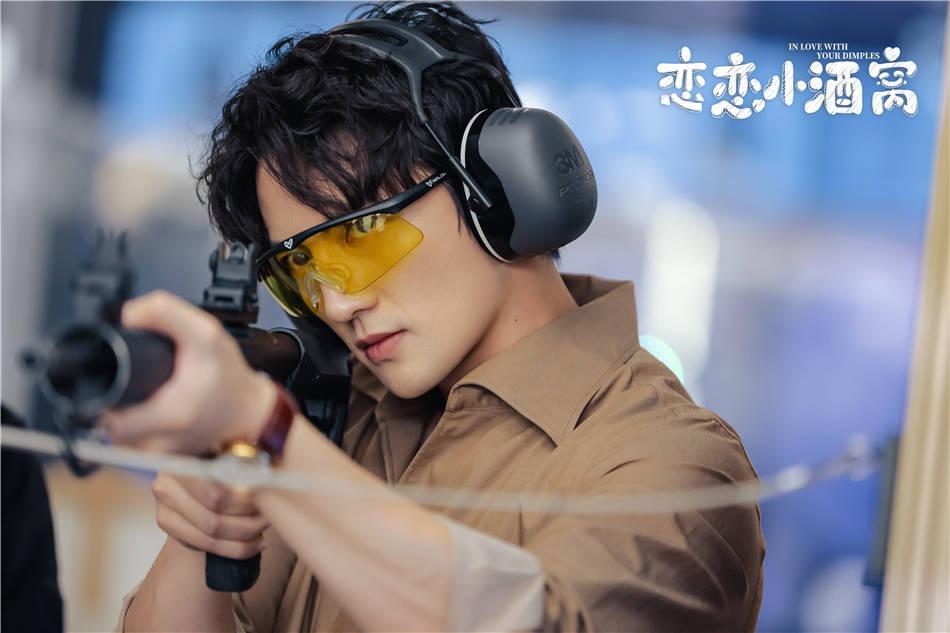 """《恋恋小酒窝》发先导预告 陈意涵徐凯鑫上演""""牛轧糖""""大作战"""