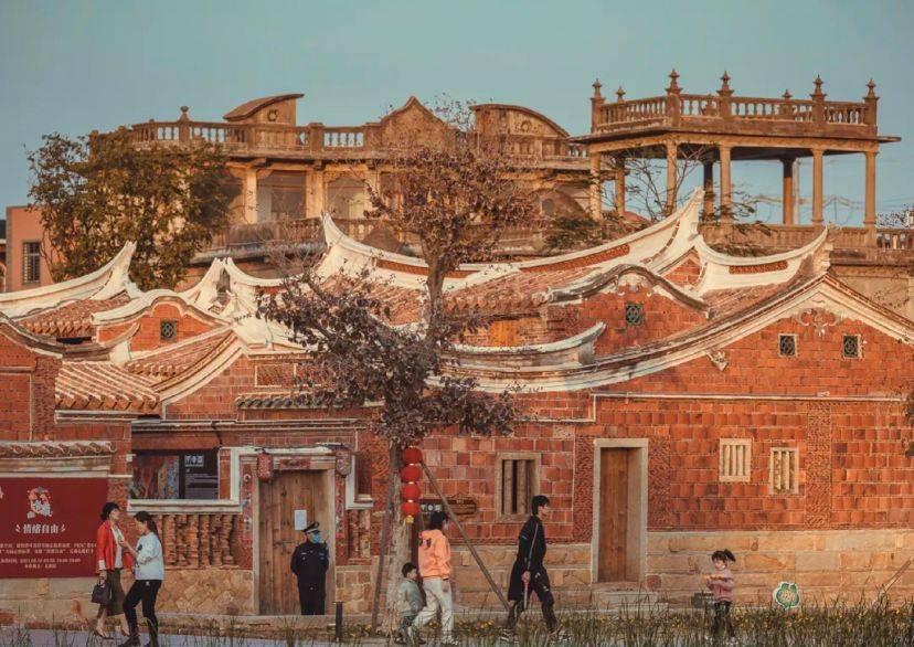 原创             福建小众古村,古色古香民国风建筑,不可错过的打卡地