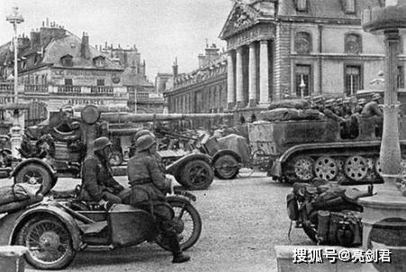 二战法国被打败,为什么不打游击战,而是直接投降