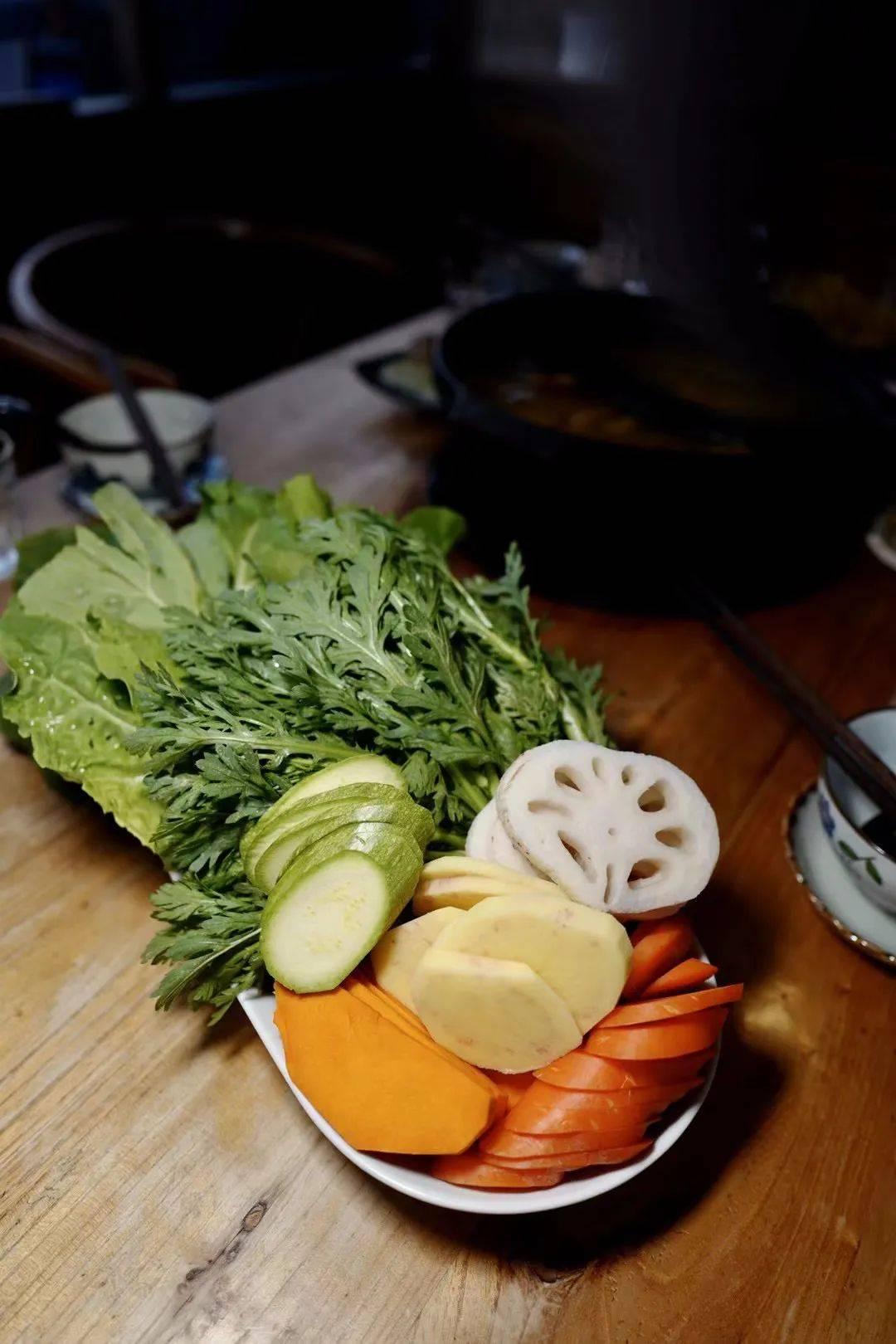 神婆私藏中古食谱⑩大理吃吃吃的12小时里总有一道菜让你忘了今天是星期几