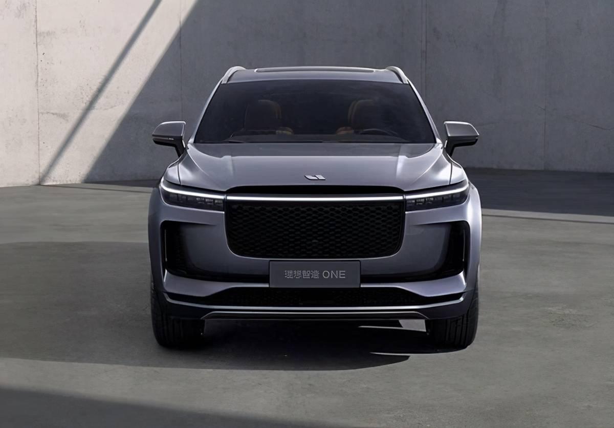 原自有品牌高端新能源车不输特斯拉,充满科技和诚意