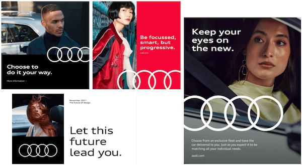 """创新营销""""组合拳"""",奥迪实力破局品牌年轻化"""